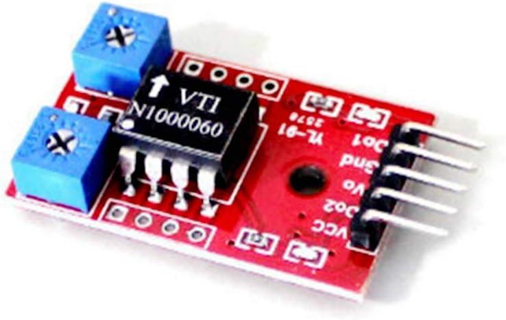 C6B4 Single Axis Inclination Sensor Module SCA60C Tilt Detection Sensor Module Tilt Sensor