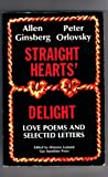 Straight Hearts' Delight, Allen S. Ginsberg and Peter Orlovsky, 0917342658