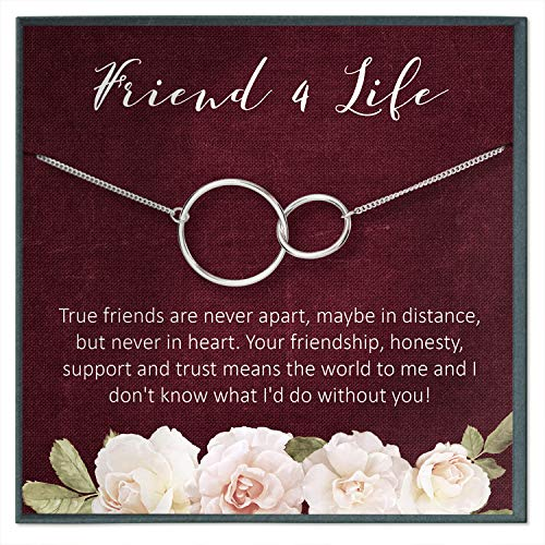 True Friend Quote Friend Gift Going Away Gift for Friend Moving Away Gift Farewell Gift Long Distance Friend Goodby Gift (Farewell Poem For Best Friend)