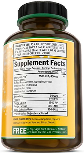 Digestive-Enzymes-by-Bradeson-Naturals-Enzymes-Probiotics-Natural-Dietary-Supplement-60-Capsules
