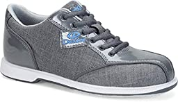 Dexter Ana Bowling Shoes, Size 11, Grey