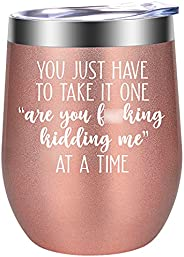 Funny Gifts for Women - Birthday Gifts for Women, Girlfriend, Friends Female, Mom, Wife, Sisters, Coworker - F