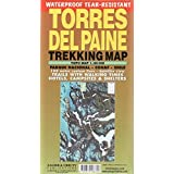Torres del Paine Waterproof Trekking Map (English/Spanish Edition)