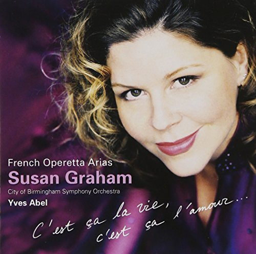 Susan Graham Sings French Operetta Arias by Yves