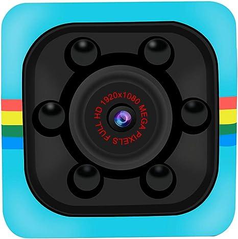 Opinión sobre Mini cámara Oculta, grabadora de Video HD 960P con visión Nocturna y detección de Movimiento, pequeña cámara de vigilancia para niñeras, Drones para automóviles, oficinas y Deportes al Aire Libre