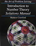 Introduction to Number Theory, Mathew Crawford, 1934124125