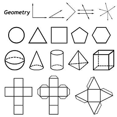 Amazon.com: 1, 2, 3 Math Fonts, Version 4