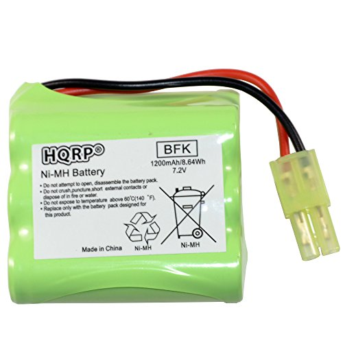 HQRP Battery for Shark XB2950 V2950 V2950A V2945Z V2945 Floor & Carpet Sweeper