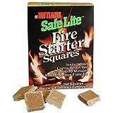 Safe Lite Fire Starters - 144 Squares