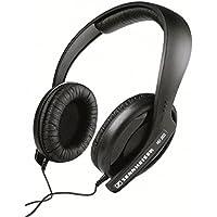 Sennheiser-HD-202-II-Professional-Headphones-Black-New-Free-Shipping