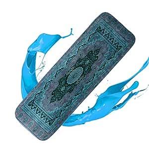 Vosarea - 5 unidades de alfombra de agua no antideslizante, cinta ...