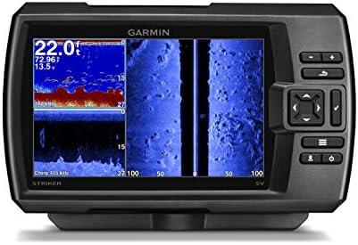 Simrad GO7 XSE Chartplotter Fishfinder w TotalScan Transom Mount Transducer