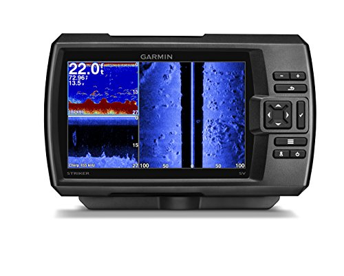 Garmin 010-01809-00 Striker 7SV with (Frequency Sonar Fishfinder)