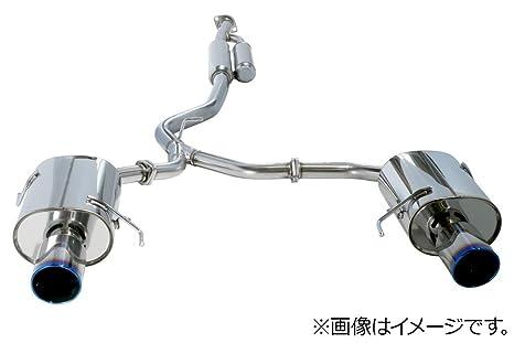 HKS 31029-AM004 Super Turbo - Silenciador (CZ4A edición final)