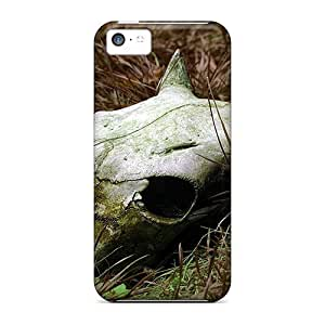 Faddish Phone Nature Decay Rotting Bull Skull Case For Samsung Note 2 Cover Perfect Case Cover