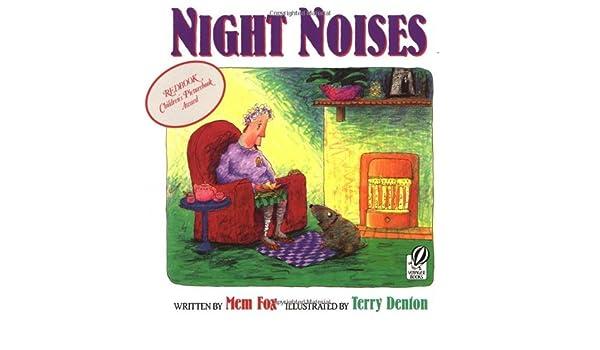 By mem fox night noises voyager book 71892 mem fox amazon by mem fox night noises voyager book 71892 mem fox amazon books publicscrutiny Image collections