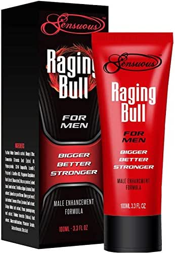 Sensuous Raging Bull Male Enhancement Formula 100mL