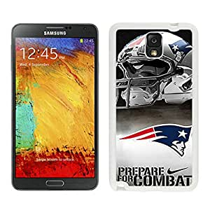 Unique Samsung Galaxy Note 3 Screen Case ,Popular And Durable Designed Case With England Patriots White For Samsung Galaxy Note 3 Phone Case Great Quality Cover Case