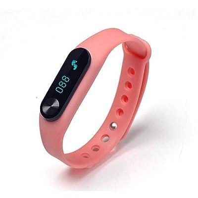 YL Smart Wear Bluetooth Heart Rate Bracelet Exercice Santé Podomètre Sleep Monitor