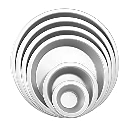 Fat Daddio\'s Anodized Aluminum Pie Pan, 12 Inches
