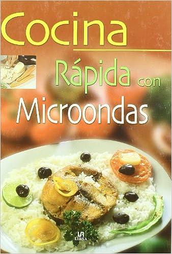 Cocina Rápida con Microondas (La Mejor Gastronomía): Amazon.es ...