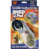 Spark Innovators Shed Pal Incredible Cordless Pet Vac!