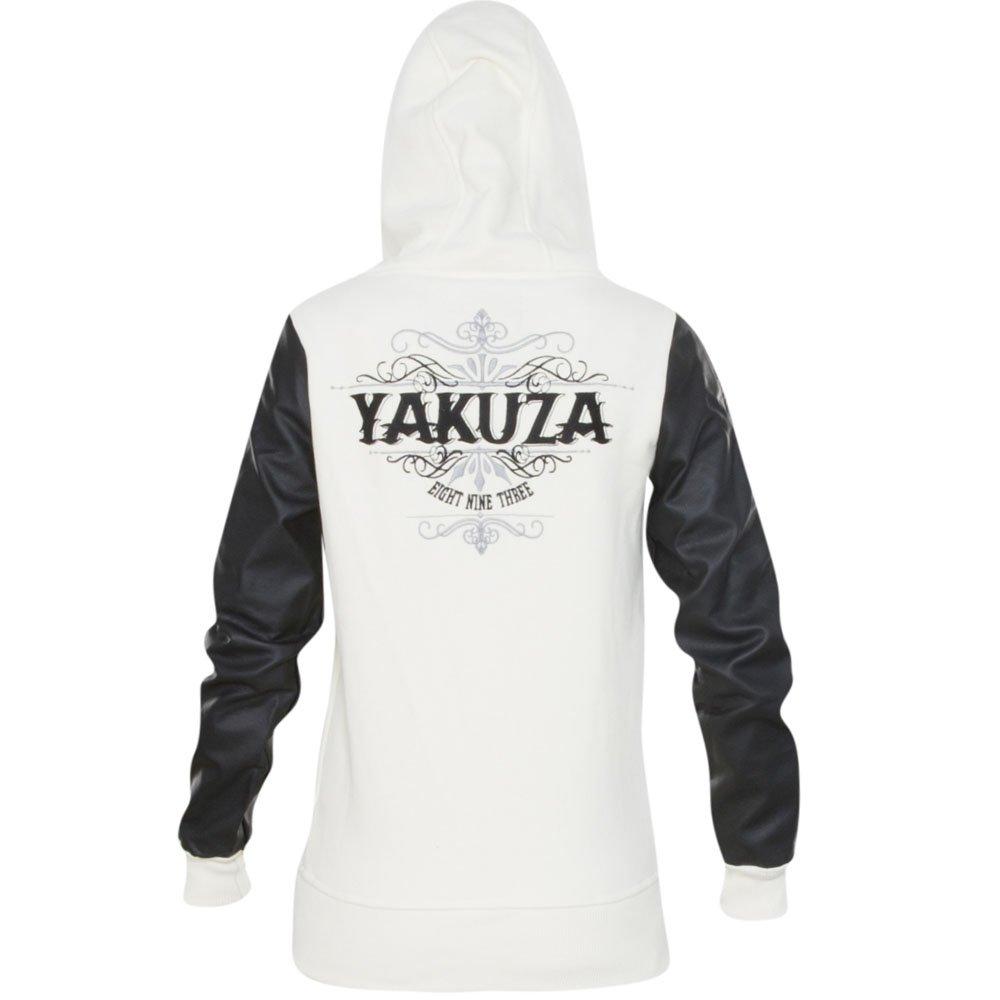 Schwarz Neue Yakuza Damen Claim Jacke