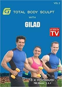 Gilad: Total Body Sculpt Workout, Vol. 2