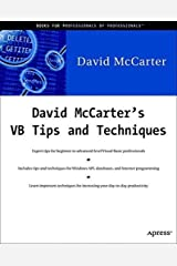 David McCarter's VB Tips and Techniques by David McCarter (2000-10-04) Mass Market Paperback