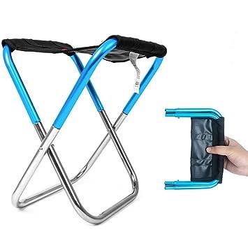 Xiton Una Mini Silla Plegable al Aire Libre Paquete Ultra ...
