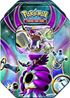 Pokemon Hoopa EX Power Beyond Fall Collector Tin 2015 Sealed by Pokémon