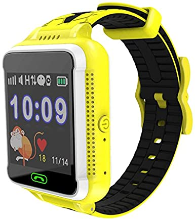 Amazon.com: techcomm G500s GSM desbloqueado Kids SmartWatch ...