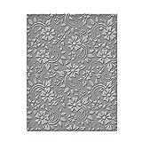Spellbinders SES-008 Flowers Leaves Embossing Folders