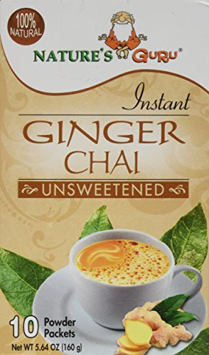 Natures Guru Instant Unsweetened 10 count product image