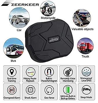 Car Gps Tracker - Dispositivo de seguimiento de 3 meses con alarma ...