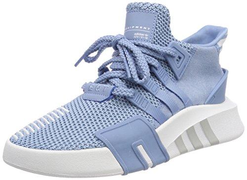 EQT Bask Adv blanca adidas ceniza ceniza para azul azul Zapatillas azul azul calzado ceniza azul mujer altas ceniza 0 qtIfwccWyE