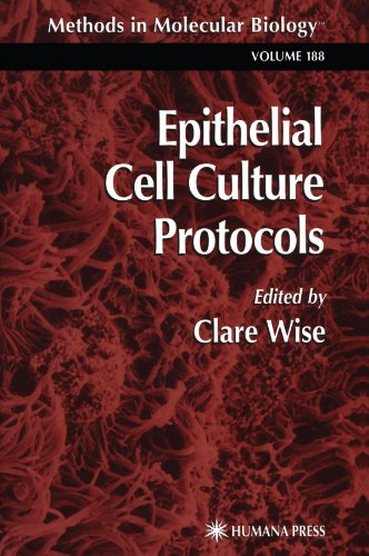 Epithelial Cell Culture Protocols (Methods in Molecular Biology)