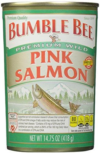 Bumble Bee Pink Salmon, 14.75 oz -