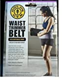 Best Gold's Gym Waist Trimmer Belts - Golds Gym waist trimmer belt - Adjustable size Review