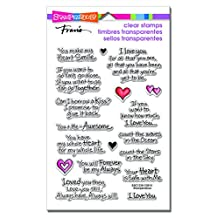 Stampendous Clear Stamps, Love Always