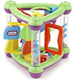 Little Tikes Play Triangle- Green/ Purple