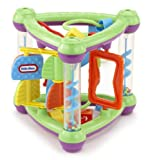 Little Tikes Play Triangle- Green/Purple