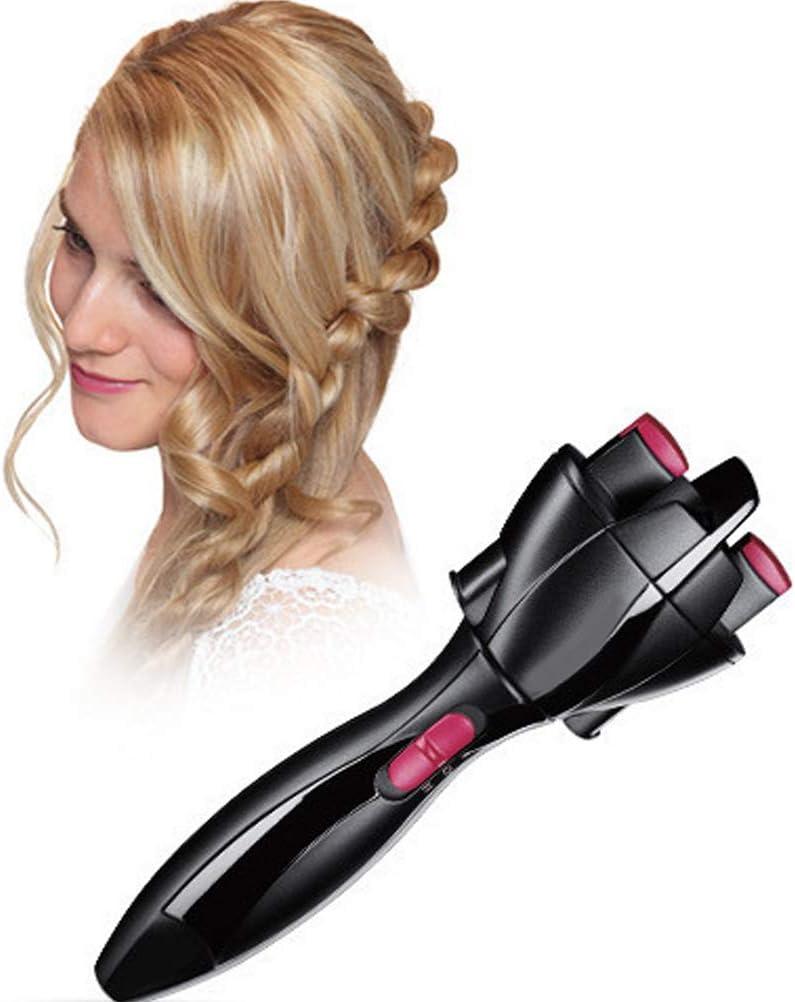 Leikance Electric Hair Braider,Automatic Twist Knitting Device