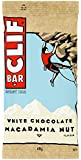 Clif White Chocolate Macadamia Nut Bar 68 g (Pack of 6)