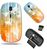 MSD Wireless Mouse Travel 2.4G Wireless Mice with USB Receiver, Noiseless and Silent Click with 1000 DPI for notebook, pc, laptop, computer, mac book design 28579127 Global Network and Communication T