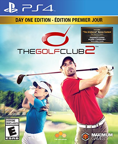 The Golf Club 2: Day 1 Edition - PlayStation 4