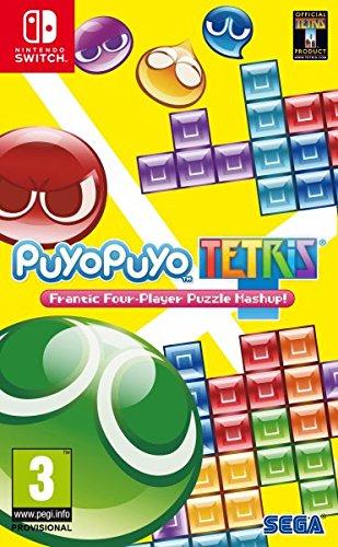 12 opinioni per Puyo Puyo Tetris: Frantic Four-Player Puzzle Mashup- Nintendo Switch