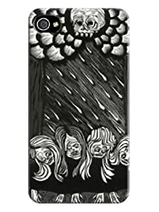 3d Patterned Textures Phone Protection Case/cover/shell for Iphone 4/4s by icecream design