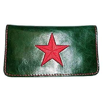 Bolsa para tabaco de liar La Siesta Estrella Roja: Amazon.es ...