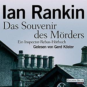 Das Souvenir des Mörders Hörbuch